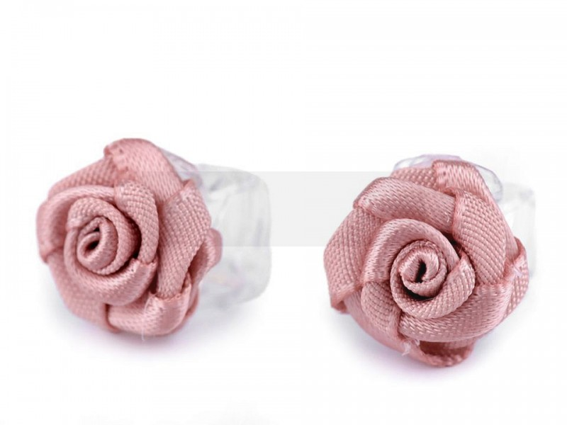 Hajcsat csomag 10 db - Rózsaszin Női kiegészítők