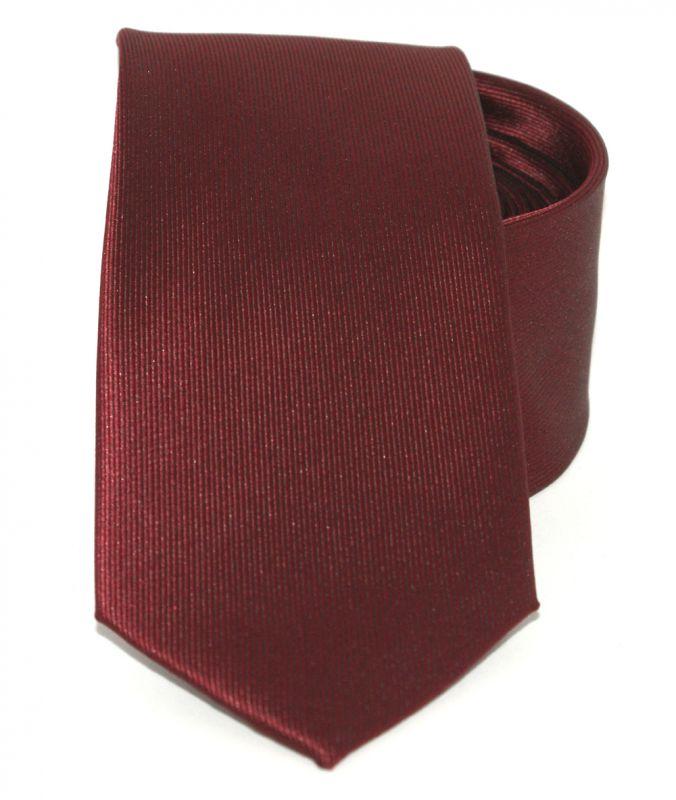Goldenland gyerek nyakkendő - Bordó Gyerek nyakkendők
