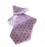 Gumis gyereknyakkendő -  (mini) Lila mintás