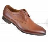 Carlo Benetti bőr cipő - Barna