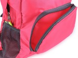 Könnyű összehajtható hátizsák 31x42 cm Női táska, pénztárca