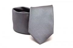 Prémium nyakkendő - Szürke