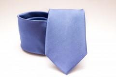 Prémium selyem nyakkendő - Kékeslila