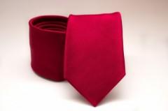 Prémium selyem nyakkendő - Piros