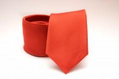 Prémium selyem nyakkendő - Narancssárga