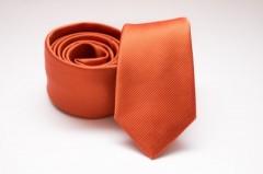 Prémium slim nyakkendő - Narancs