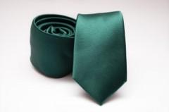 Prémium slim nyakkendő - Zöld