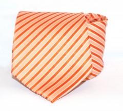 Goldenland nyakkendő - Narancs csíkos