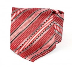 Goldenland nyakkendő - Bordó csíkos