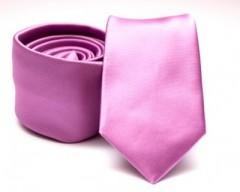 Prémium slim nyakkendő - Orgona