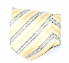 Goldenland nyakkendő - Sárga csíkos