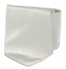 Goldenland nyakkendő - Ezüst szatén