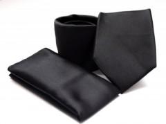 Prémium nyakkendő szett - Fekete Szett