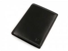 Bör pénztárca - Fekete