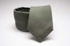 Prémium selyem nyakkendő - Zöld