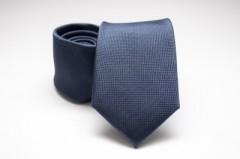 Prémium selyem nyakkendő - Kék Egyszínű