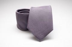 Prémium selyem nyakkendő - Lila