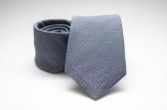 Prémium selyem nyakkendő - Ezüst