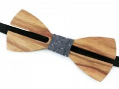 Fa csokornyakkendő - Barna Különlegesség