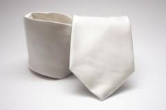 Prémium nyakkendő - Ecru szatén