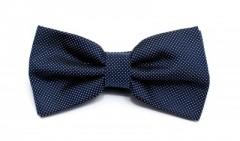 Goldenland csokornyakkendő - Kék pöttyös