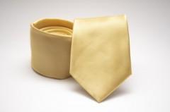 Prémium nyakkendő - Aranysárga