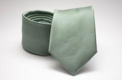 Prémium nyakkendő - Mentazöld