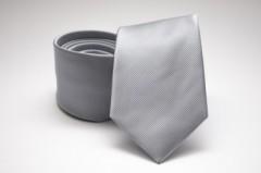 Prémium nyakkendő - Ezüstszürke