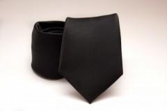 Prémium nyakkendő - Fekete