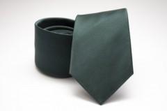 Prémium nyakkendő - Sötétzöld