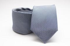 Prémium selyem nyakkendő - Kékesszürke