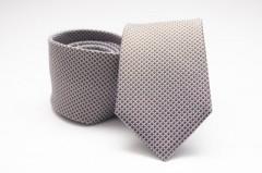 Prémium selyem nyakkendő - Drapp