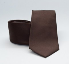 Prémium nyakkendő - Sötétbarna