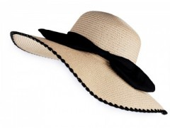 Nyári női szalma kalap - Natur
