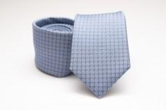 Prémium selyem nyakkendő - Világoskék