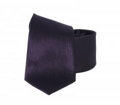 Goldenland slim nyakkendő - Sötétlila