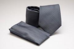 Prémium nyakkendő szett - Acélszürke Szett