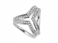 Kendő gyűrű - Crystal