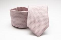 Prémium nyakkendő -  Púder pöttyös Aprómintás nyakkendő