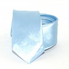 Gyerek szatén nyakkendő - Világoskék Gyerek nyakkendők