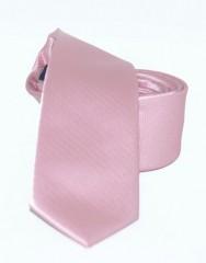Goldenland slim nyakkendő - Mályvás rózsaszín
