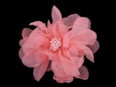 Virág kitűző - Málna