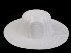 Női szalma kalap - Fehér