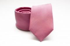 Prémium selyem nyakkendő - Púder Egyszínű