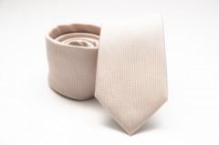 Prémium selyem nyakkendő - Ecru