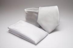 Prémium nyakkendő szett - Fehér Szett