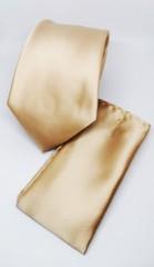 Prémium nyakkendő szett - Arany Szett