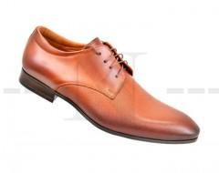 Carlo Benetti bőr cipő - Caramell Férfi bőr cipők