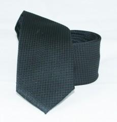 Goldenland slim nyakkendő - Fekete Egyszínű nyakkendő