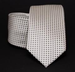 Prémium nyakkendő -  Natur kiskockás